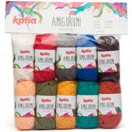 Katia Amigurumi 100% Cotton
