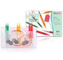 Austauschbare Rundstricknadeln Set Spectra Trendz Chunky KnitPro