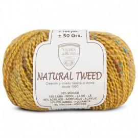 Valeria di Roma Natural Tweed