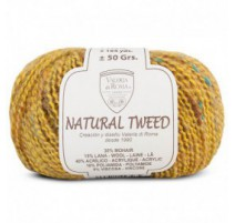 Valeria di Roma Natural Tweed