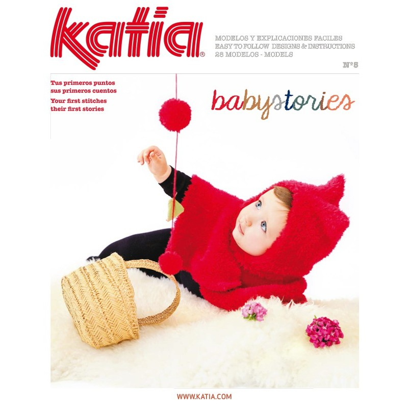 Revista Katia Babystories Nº 5 - 2017-2018