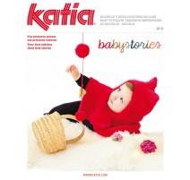 Zeitschrift Katia Babystories Nr. 5 – 2017-2018