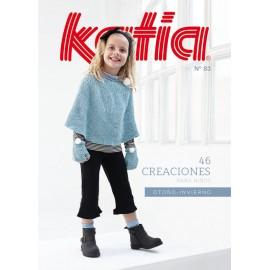 Zeitschrift Katia Kinder Nr. 83 - 2017-2018