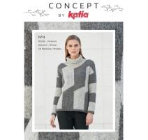 Zeitschrift Katia Damen Concept Nr. 4 2017-2018