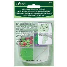 Set de Accesorios para Calcetines  Clover