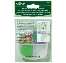 Strickzubehörsatz für Socken - Clover