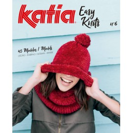 Revista Katia Easy Knits Nº 6 - 2017-2018