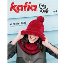 Zeitschrift Katia Easy Knits Nr. 6 - 2017-2018