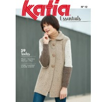 Zeitschrift Katia Essentials Nr. 12 – 2017-2018