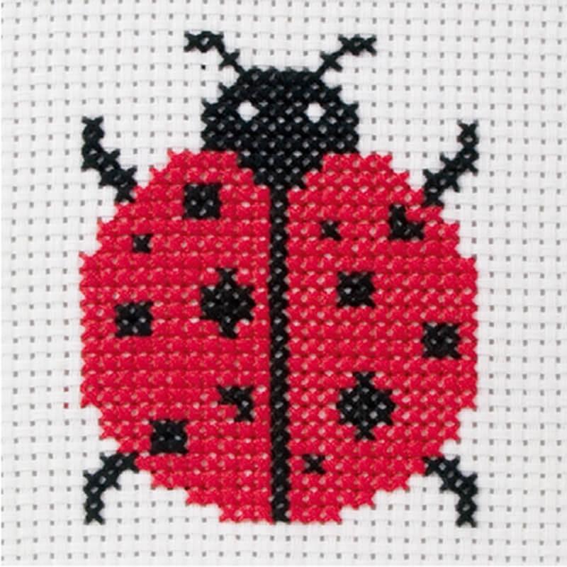 Anchor 1st Kit de Tapiceria - Ladybird