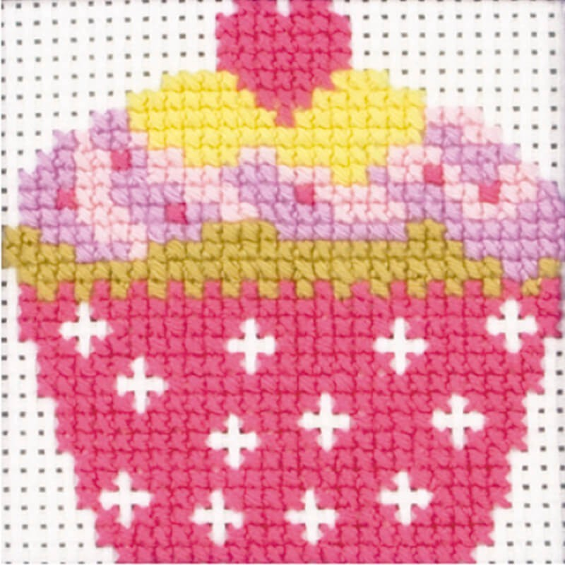 Anchor 1st Kit de Tapiceria - Cupcacke