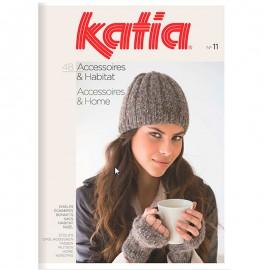 Zeitschrift Katia Zubehöre Nr. 11 2017 – 2018