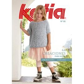 Revista Katia Niños Nº 85 - 2018