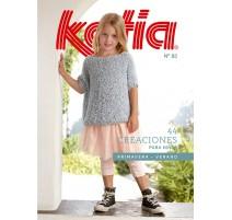 Zeitschrift Katia Kinder Nr. 85 - 2018