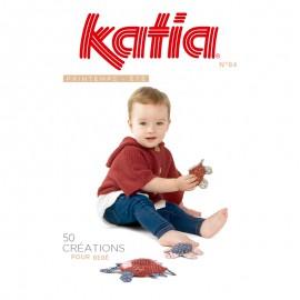 Zeitschrift Katia Baby Nr. 84 - 2018