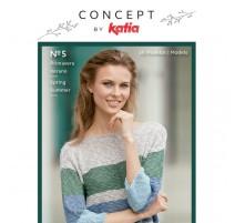 Zeitschrift Katia Concept Nr. 5 - 2018