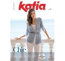 Zeitschrift Katia Woman Chic Nr.97 - 2018