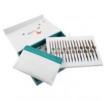 Set Austauschbare Rundstricknadeln  - Colours of Life - KnitPro
