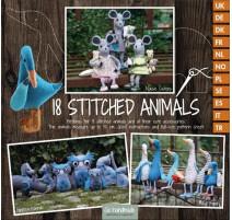 18 Stitched Animals