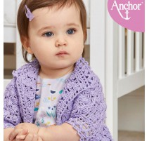 Set Baby Jacket Lily - Anchor