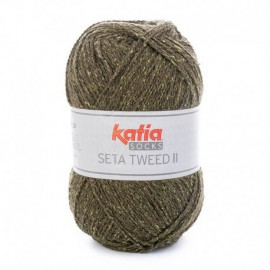 Katia Seta Tweed Socks