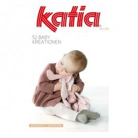 Zeitschrift Katia Baby Nr. 86 - 2018-2019