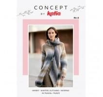 Zeitschrift Katia Concept Nr. 6 - 2018-2019