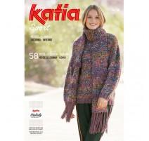 Zeitschrift Katia Sport Nr. 98 - 2018-2019