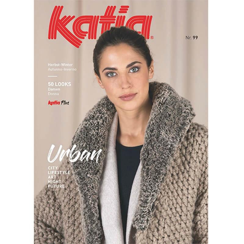 Zeitschrift Katia Urban Nr. 99 2018 2019