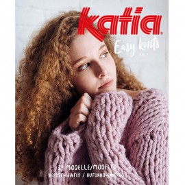 Revista Katia Easy Knits Nº 7 - 2018-2019