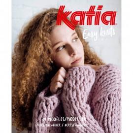 Zeitschrift Katia Easy Knits Nr. 7 - 2018-2019