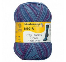 Regia City Streets Color - 4-fädig