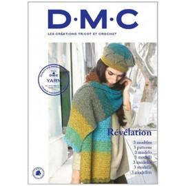 Revista DMC Creaciones de Tricot y Crochet Revelation 3 modelos - 2018
