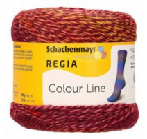 Regia Colour Line - 4-fädig