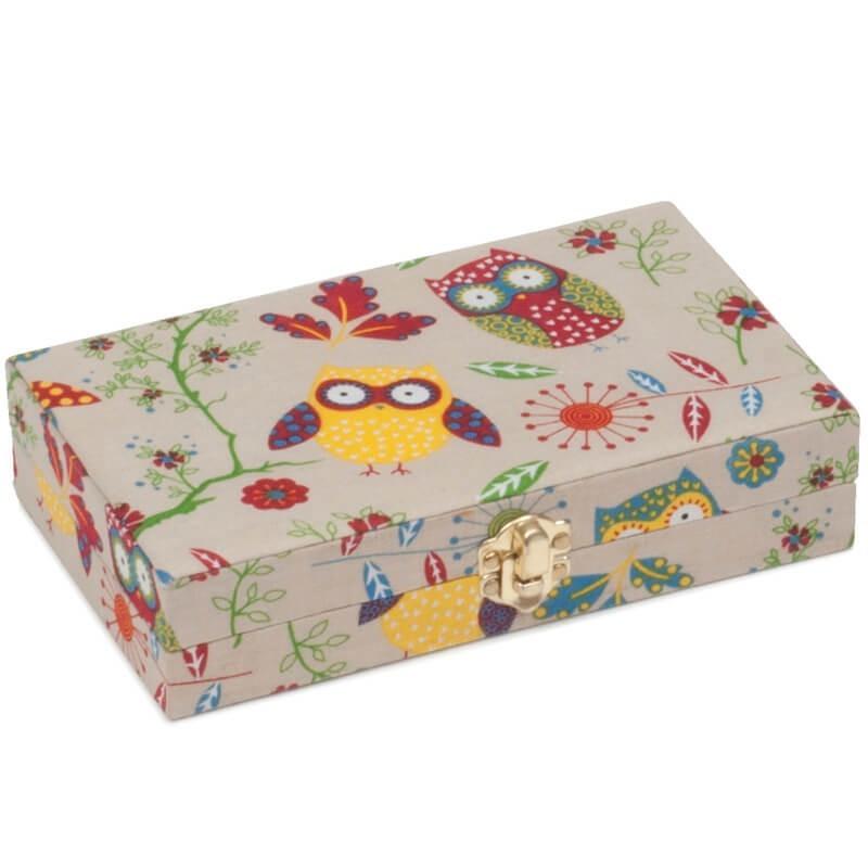 Estuche para Canillas - Owl