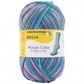 Regia Mosaik Color 6-fädig
