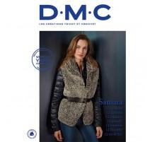 DMC Zeitschrift - Strick und Häkel Kreationen - Samara - 12 Modelle- 2018