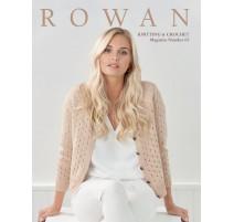 Rowan Zeitschrift Nr. 65 Knitting & Crochet