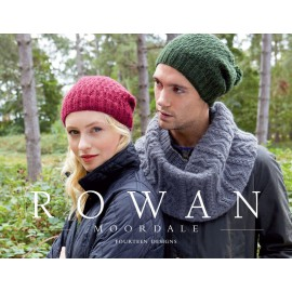 Revista Rowan Moordale - Fourteen Designs