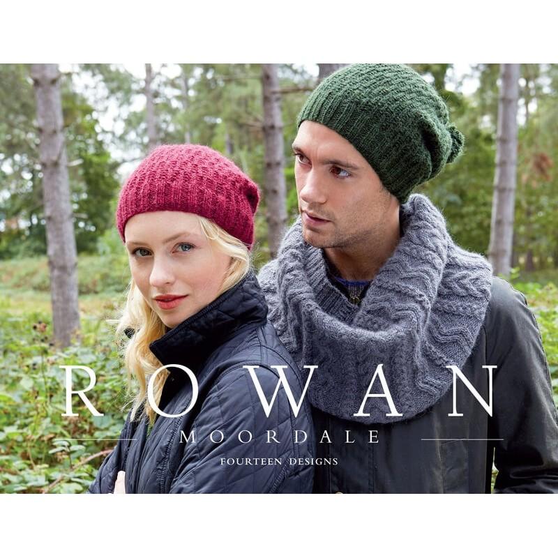 Revista Rowan Moordale - Fourteen Designs
