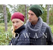 Rowan Zeitschrift Moordale - Fourteen Designs