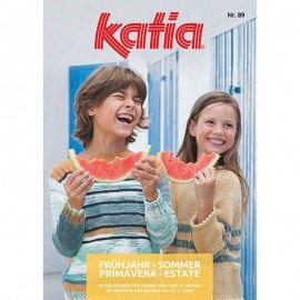 Katia Zeitschrift Kinder Nr. 89 - 2019