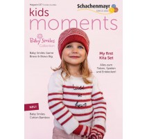 Schachenmayr Magazin 037 Kids Moments - Baby Smiles, Bravo & Bravo Big