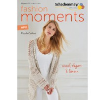 Schachenmayr Magazin 035 Fashion Moments - Peach Cotton