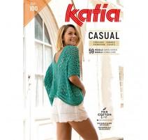 Zeitschrift Katia Casual Nr. 100 - 2019