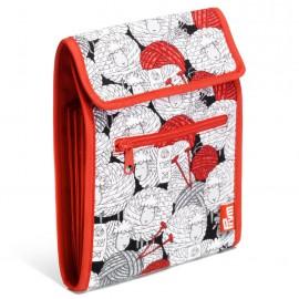 Estuche para agujas circulares - Coleccion Merino - Prym