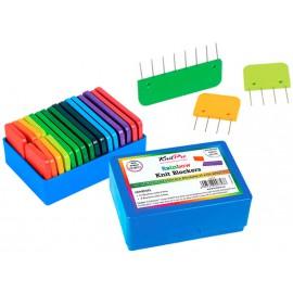 Kammnadeln – Rainbow KnitPro