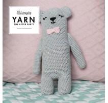 Anleitung Scheepjes Nr. 37 Yarn After Party  - Woodland Friends Bear