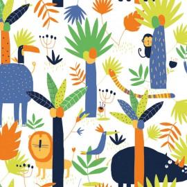 Into the Jungle Stoffe - Katia