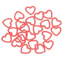 Metallische Maschenmarkierer Amour - KnitPro